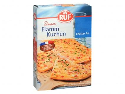 Ruf Elsässer Flammkuchen Elsässer Art Mit pikanter Gewürzmischung 390g