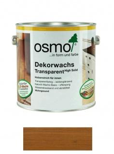 Osmo Dekorwachs transparent, Cognac Holzanstrich für Innenbereich 750ml