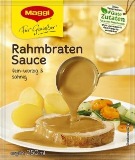 Maggi Geniesser Sauce Rahm-Braten