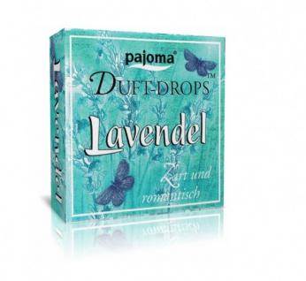 Pajoma Duft Drops Lavendel zart und romantisch Duftessenzen 11g