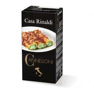 Casa Rinaldi Canneloni Kleie aus Hartweizengrieß in der Packung 250g