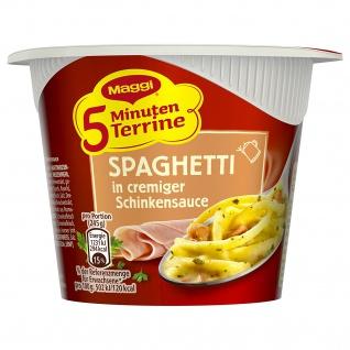 Maggi 5MT Spaghetti in Schinkensauce