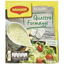 Maggi Für Genießer Sauce Quattro - Formaggi Beutel Inhalt 42g