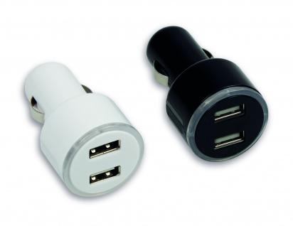 Kfz USB Doppel-Charger 12V/24V