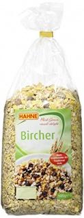 Hahne Bircher Müsli 4er Pack