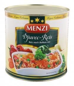 Menzi Djuvec-Reis Balkan-Art 2.50 kg