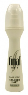 Final Net Haarspray, starker Halt Duftneutral 125ml