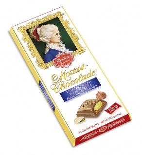 Constanze Mozart Alpenmilch Schokolade klassisch gefüllt 100g