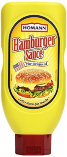 Homann Hamburger- Sauce, 12er Pack (12 x 450 ml) - Vorschau