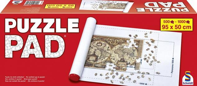 Puzzlepad fuer bis zu 1000 Teile