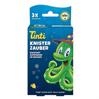 Tinti Knisterbad 3 Stück, 1er Pack