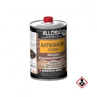 Allendo Antikwachs fluessig farblos neutral Bienenwachspräparat 1000ml