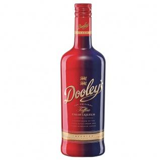 Dooleys Caramel Toffee und Vodka Cream Liqueur Original 700ml