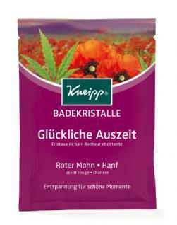 Kneipp Badekristalle Glückliche Auszeit, 12er Pack (12 x 60 g) - Vorschau