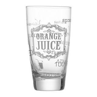 Ritzenhoff & Breker Flirt Saftglas Brunello, Glas, Trinkglas, Saft, Getränkeglas, 400 ml, 157253
