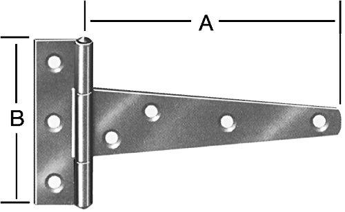 T-Band gerollt 100x60mm