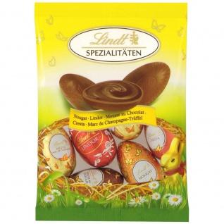 Lindt und Sprüngli Spezialitäten Oster Eier Beutel 190g 3er Pack
