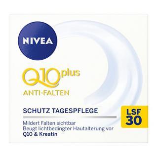 Nivea Q10 Tagespflege LSF 30, Gesichtspflege, 2er Pack (2 x 50 ml)