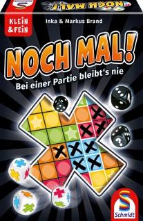 Schmidt 49327 Noch mal Ein Familienspiel für bis 7 Spieler ab 8 Jahren - Vorschau