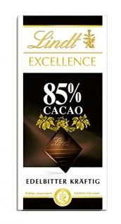 Lindt & Sprngli Excellence 85 %, 4er Pack (4 x 100 g)