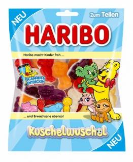 Haribo Kuschelwuschel Fruchtgummi Schaumzucker 175g 15er Pack