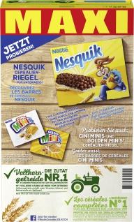 NESTLE NESQUIK Cerealien 625g