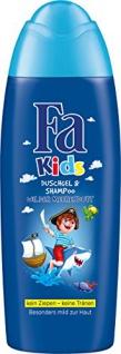 Fa Kids Duschgel & Shampoo Kids Pirat Wilder Meeresduft, 6er Pack (6 x 250 ml)