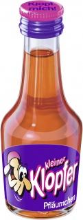 Kleiner Klopfer Pfläumchen Kurzer Klopfer praktiche 20ml Flasche