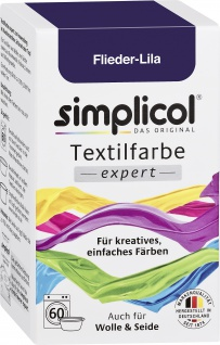 Simplicol Textilfarbe Flieder Lila