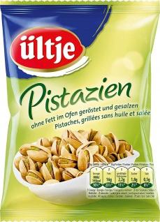 Ültje Pistazien mit Schale im Ofen geröstet und gesalzen 150g