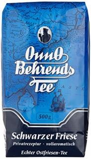 Onno Behrends Tee Schwarzer Friese kräftiger Loser Tee 500g 2er Pack