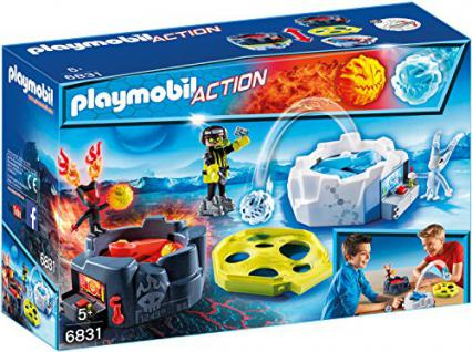 PLAYMOBIL 6831 - Fire und Ice Action Game