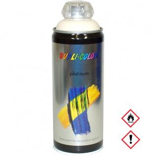 Dupli Color Platinum RAL 1015 Hell Elfenbein Seidenmatt 400ml