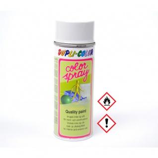 Dupli Color RAL 7035 Color Lackspray in lichtgrau glänzend 400ml