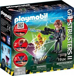 Playmobil Peter Venkman