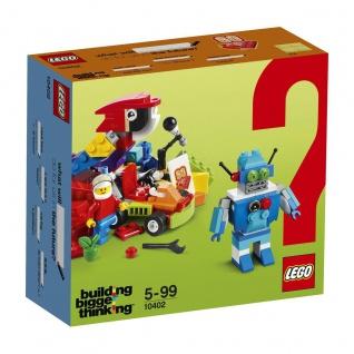 Lego Classic 10402 Spaß in der Zukunft Fördere die Kreativität deines Kindes
