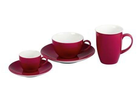 Ritzenhoff & Breker Kaffee-Set Valentino - 2er Espresso-Set