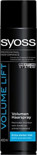 Syoss Volume Lift Volumen-Haarspray, 3er Pack (3 x 400 ml)