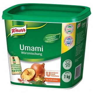 Knorr Umami Gewürzmischung fein Großpackung für Gastro 1000g