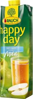 Rauch Happy Day Apfelsaft Apfelsaftkonzentrat 1000ml 12er Pack