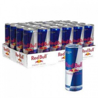 Red Bull Energy Drink koffeinhaltiges Erfrischungsgetränk 250ml 96erPack