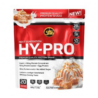 All Stars Hy Pro Salted Caramel Nahrungsergänzungsmittel 500g