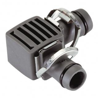 Gardena Micro-Drip-System L-Stück 13mm Rohrverbinder für Richtungsänderung