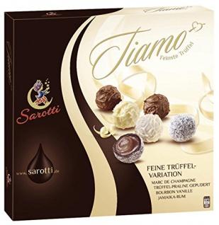 Sarotti Tiamo feine Trüffel Variation, 200 g