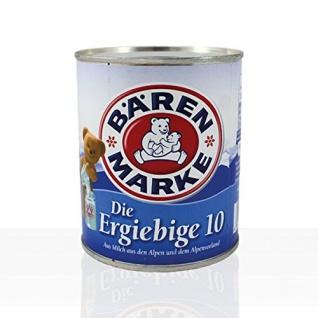 Dosenmilch Die Ergiebige 10 Prozent Bärenmarke Multipack 6x340g