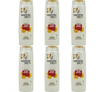 6x Pantene Pro V Color Protect Shampoo Für Farbglanz & Coloriertes Haar - 500ml - Vorschau