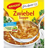 Maggi Zwiebelsuppe 0.75l