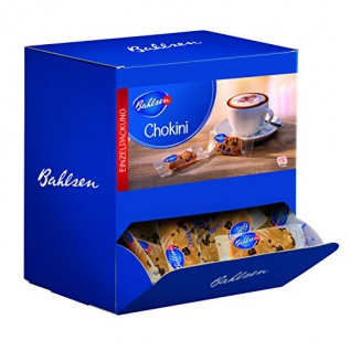 Bahlsen Chokini Portionspackung, 1er Pack (1x 945 g)