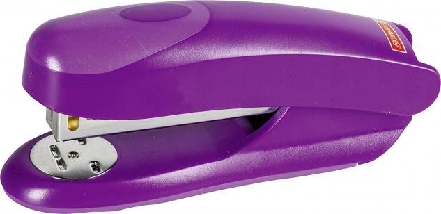 Heftgeraet 24/6 purple