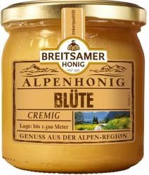 Breitsamer Alpenhonig Bluete cremig